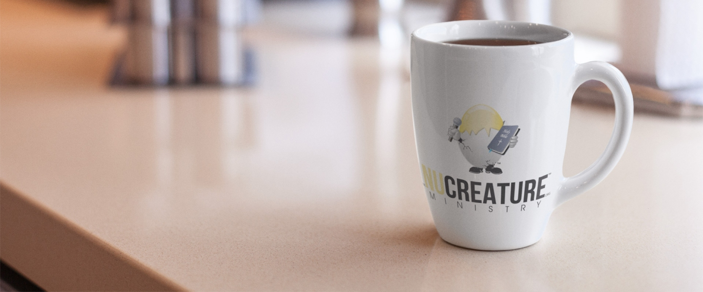 Ministry Coffee Cup Header